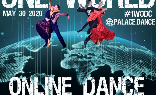 #1WODC ONE WORLD ONLINE DANCE COMPETITION.